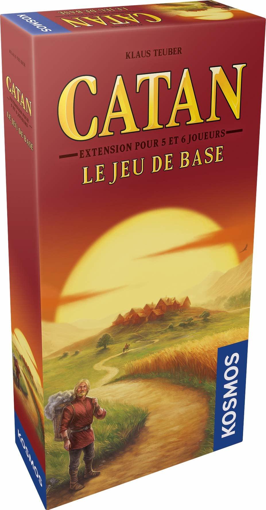 Catan: Ext. 5-6 Joueurs (FR)