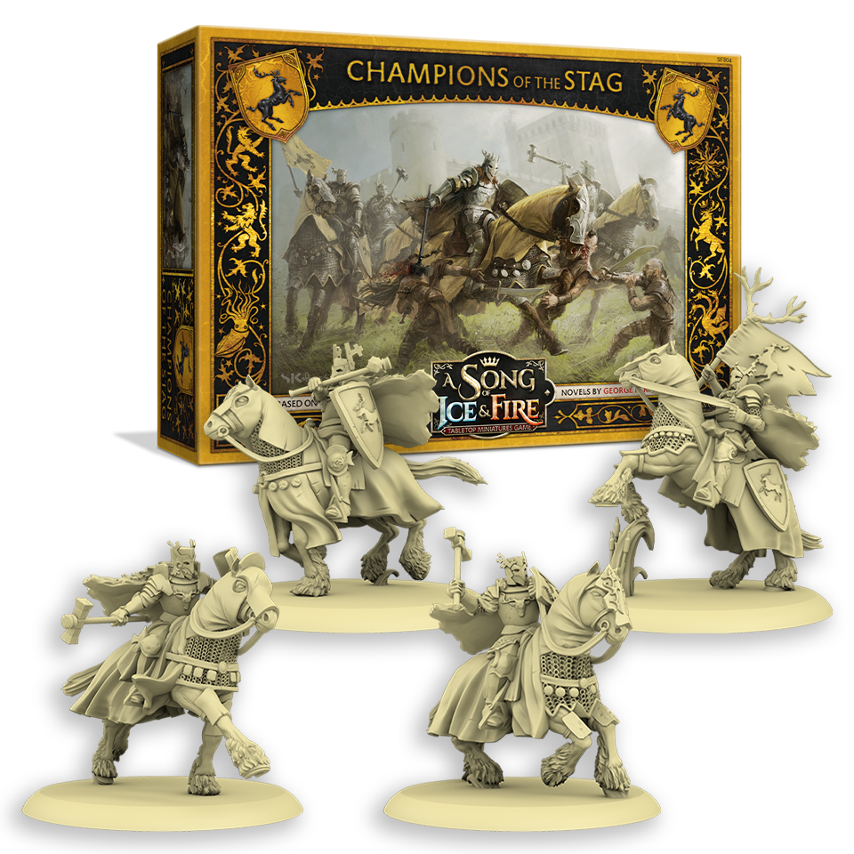 SIF: Champions of the Stag