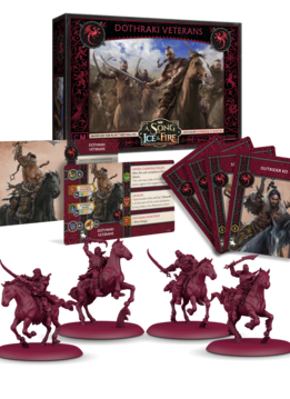SIF: Dothraki Veterans