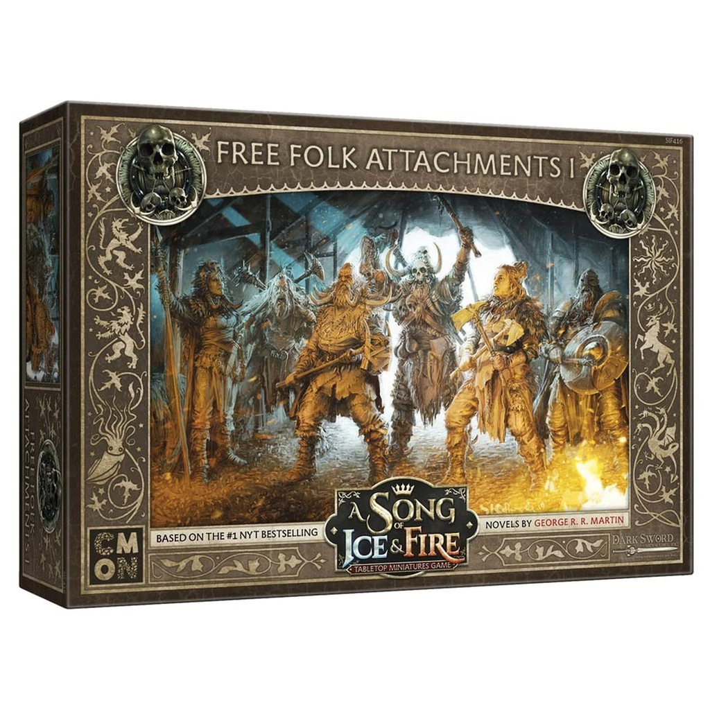 SIF: Free Folk Attachment #1