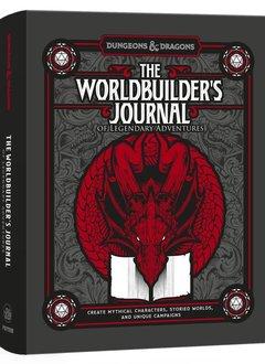 Dungeons & Dragons: The Worldbuilder's Journal