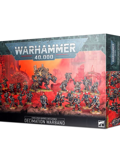Battleforce: Chaos Space Marines – Decimation Warband