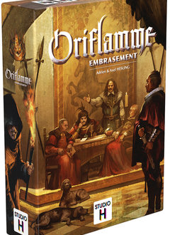 Oriflamme: Embrasement (FR)