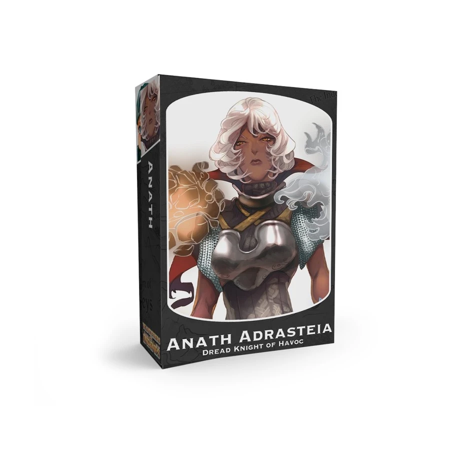 Battlecon: Anath Adrasteia Solo Fighter