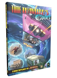 Mutants & Masterminds: Time Traveller's Codex (HC)