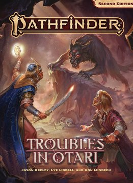 Pathfider 2E: Troubles in Otari (SC)