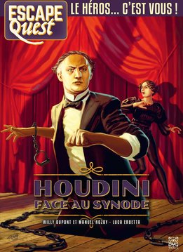Escape Quest 8: Houdini face au Synode