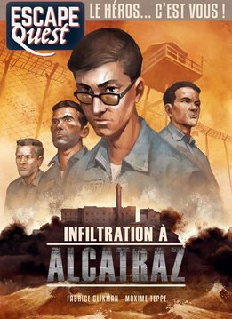 Escape Quest 7: Infiltration à Alcatraz