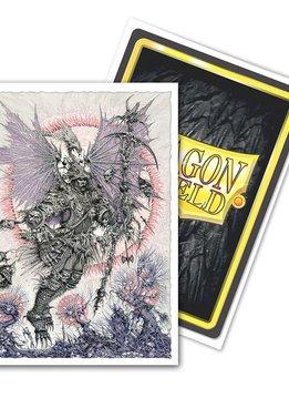 The Jester God Dragon Shield Sleeves Ltd. Ed. Matte Art 100ct