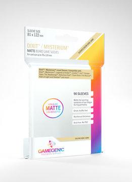 Gamegenic MATTE Sleeves: Dixit / Mysterium (90)