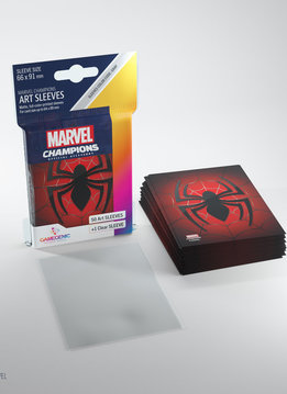 Spider-Man - Marvel Champion Art Sleeves (50+1)