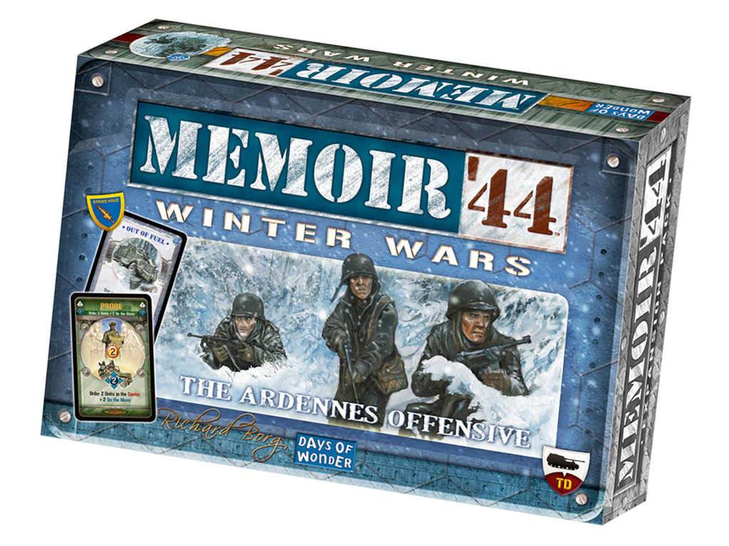 Memoir '44: Winter Wars (ML)