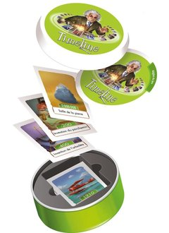 Timeline: Inventions (Eco Blister) (FR)