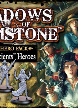 Shadows of Brimstone: City of the Ancients Alt. Gender Hero Pack