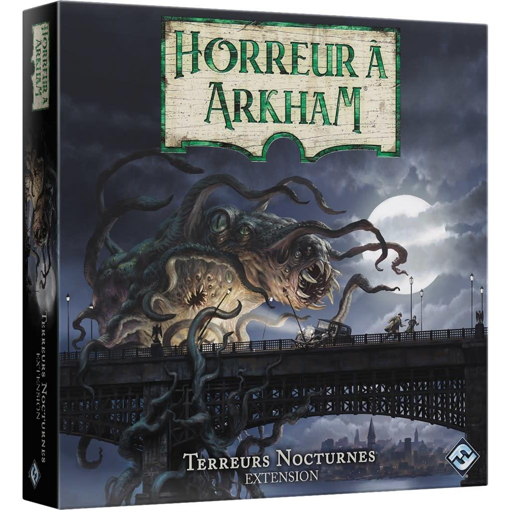 Horreur à Arkham 3e Ed.: Terreurs Nocturnes