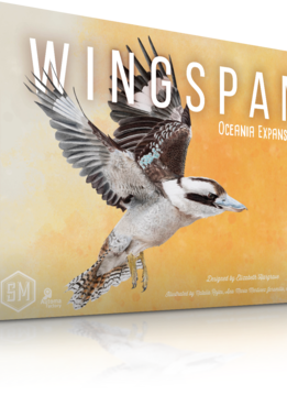 Wingspan: Oceania Expansion (EN)
