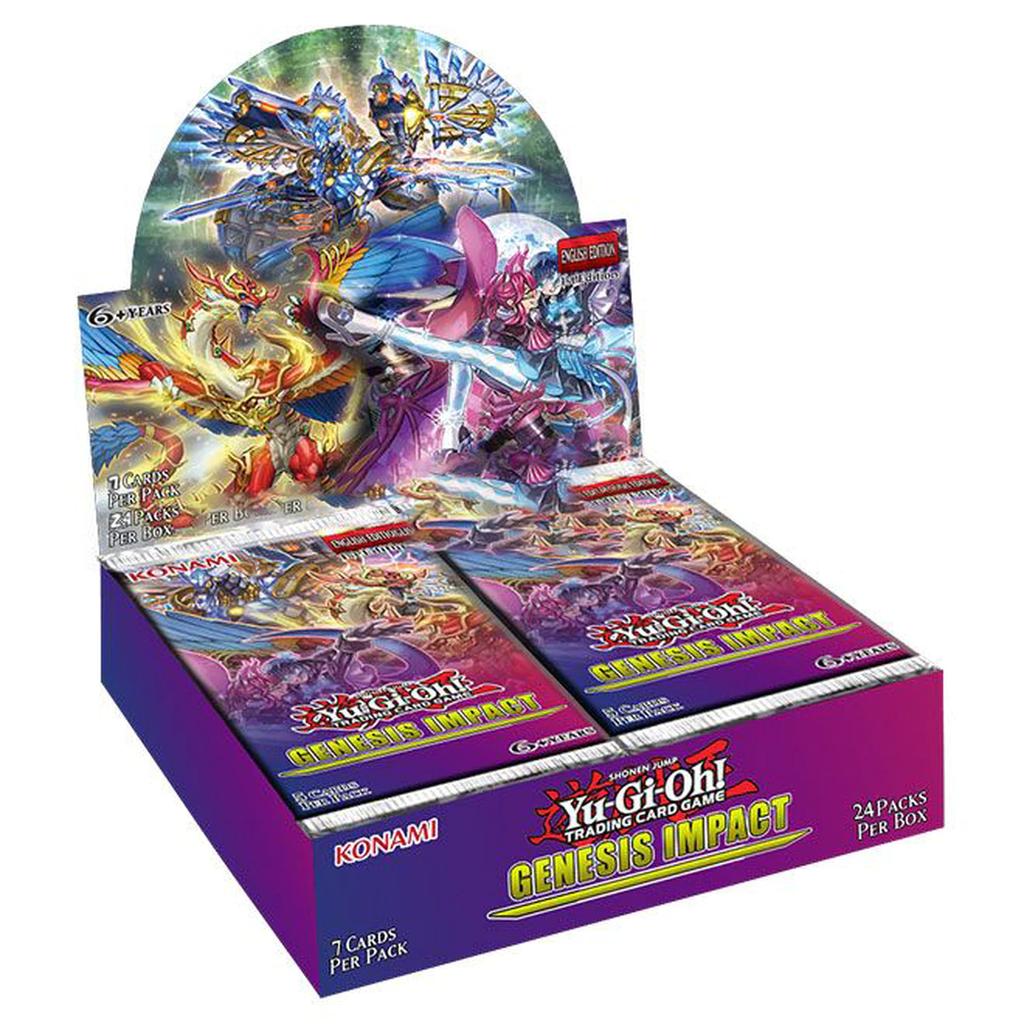 YGO Genesis Impact - Booster Box