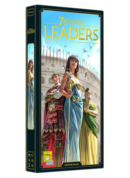 7 Wonders: Leaders New Edition (EN)