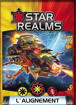 Star Realm -  Deck Commandement: L'Alignement