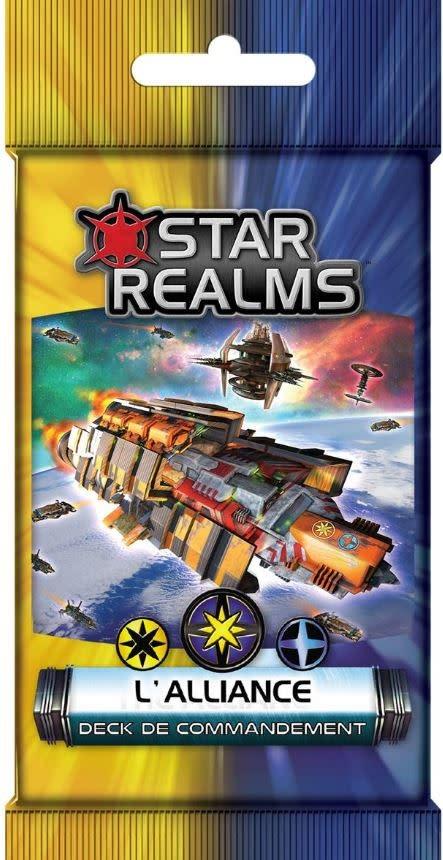 Star Realm -  Deck Commandement: L'Alliance