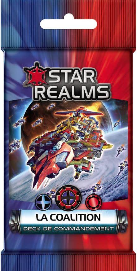 Star Realm -  Deck Commandement: La Coalition