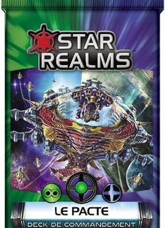 Star Realm -  Deck Commandement: Le Pacte