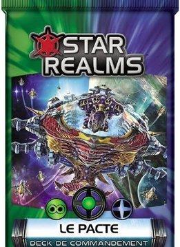 Star Realm -  Deck Commandement: Le Pacte