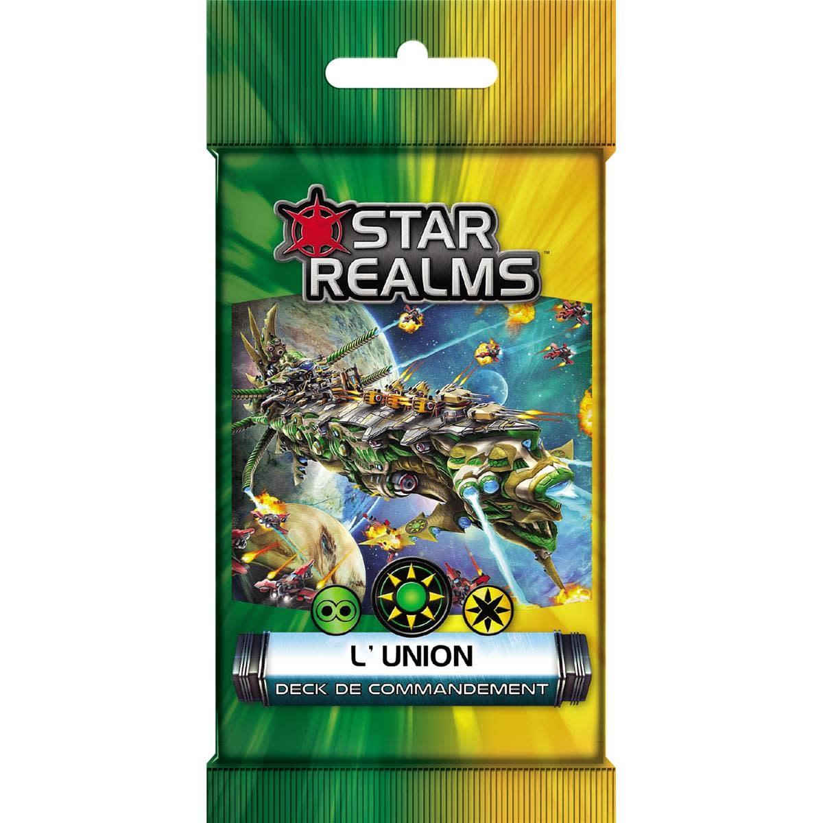 Star Realm -  Deck Commandement: L'Union