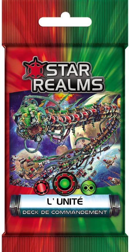 Star Realm -  Deck Commandement: L'Unité