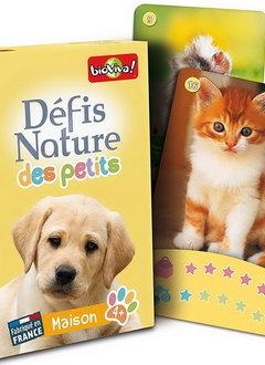 Defis Nature:  Animaux de la Maison