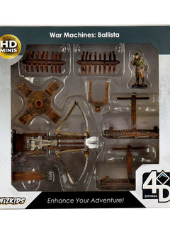 Wizkids 4D Settings: War Machines - Trebuchet