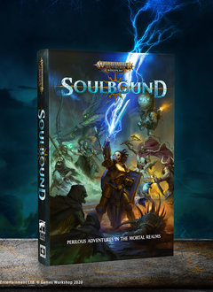 Warhammer: Age of Sigmar RPG - Soulbound (HC)