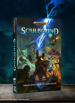 Warhammer: Age of Sigmar RPG - Soulbound (HC)