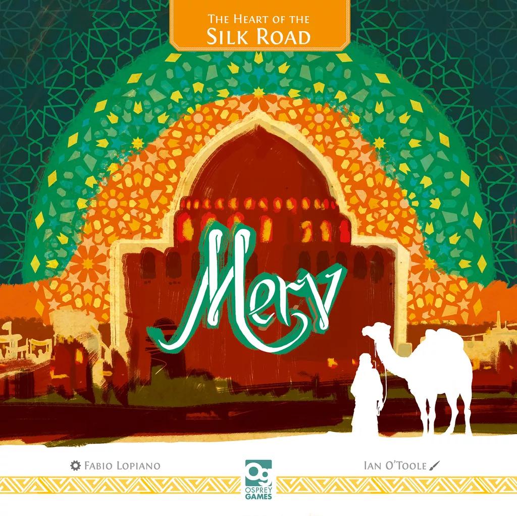 Merv: The Heart of the Silk Road (EN)