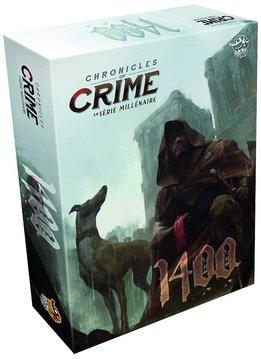 Chronicles of Crime: 1400 (FR)