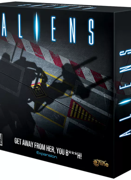 Aliens: Get Away from Her You B***h Exp.