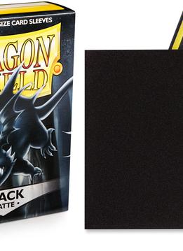 Dragon Shield Matte Black (60ct)