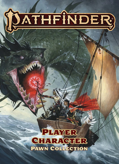 Pathfinder 2E Pawns: Player Characters