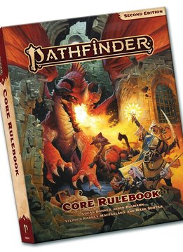 Pathfinder 2E Core Rulebook Pocket Edition
