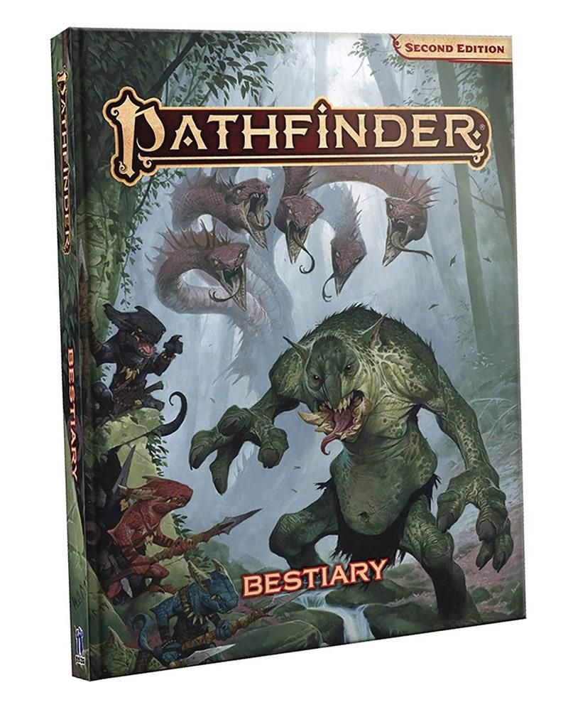 Pathfinder 2E: Bestiary (HC)