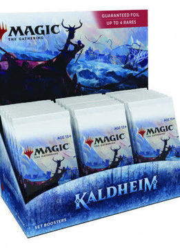 Kaldheim - Set Booster Box (5 février)