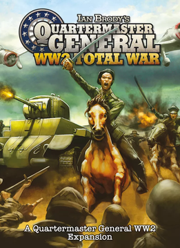 Quartermaster General WW2: Total War
