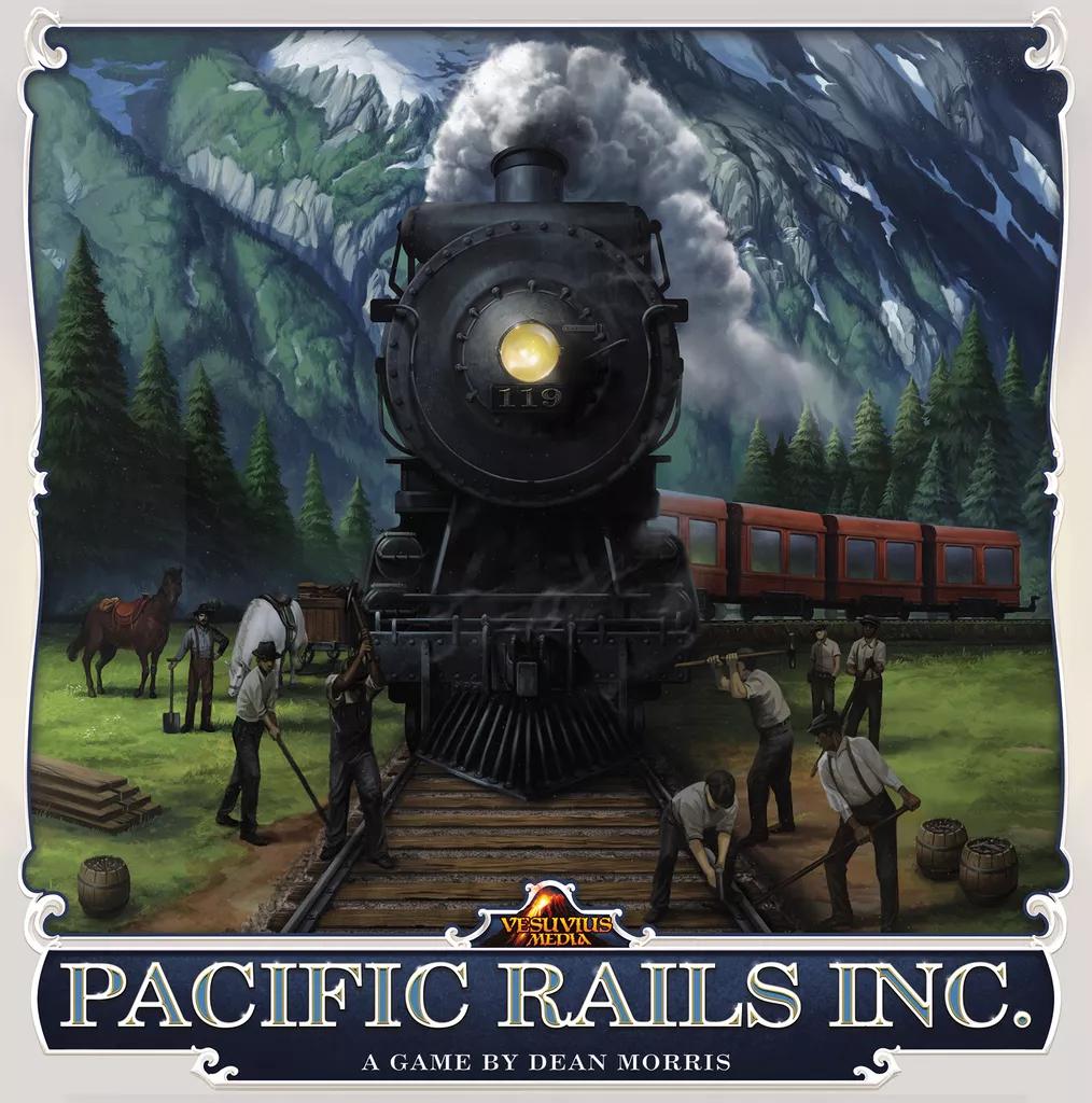 Pacific Rails Inc.