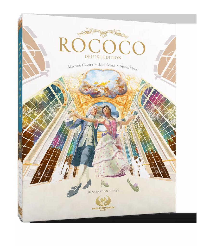 Rococo Deluxe Plus avec Pièces en Métal (FR)
