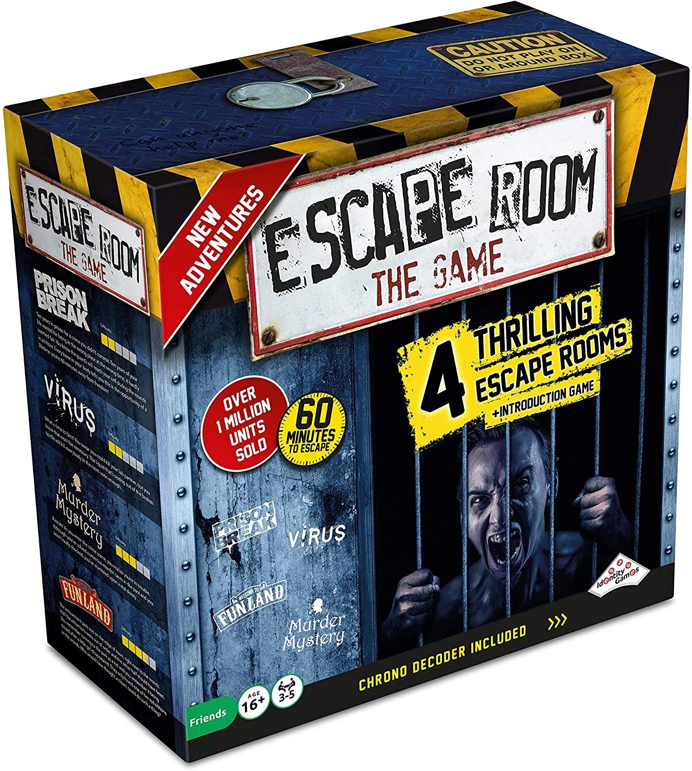 Escape Room: The Game - Base Set 2