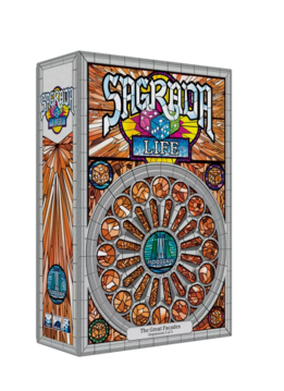 Sagrada - The Great Facades: Life