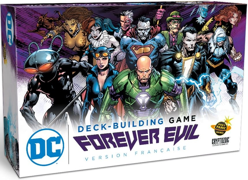 DC Comics Deck Building Games: Forver Evil (VF)