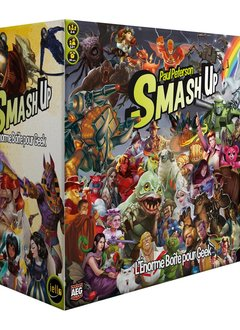 Smash-Up: L'Énorme Boîte pour Geek