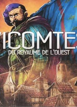 Vicomtes du Royaume de l'Ouest (FR)