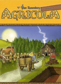 Agricola: Big Box 2 Joueurs - Jeu de Base + Ext. (FR)